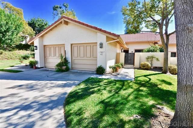 17857 Avenida Cordillera #45, San Diego, CA 92128 (#200009698) :: Coldwell Banker West