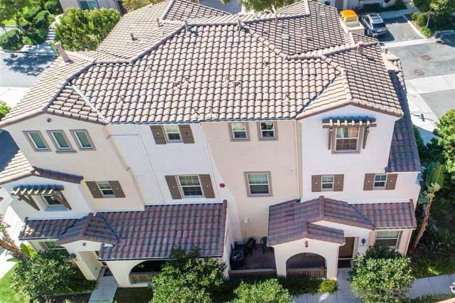 1839 Placer Mine Lane #2, Chula Vista, CA 91913 (#200009701) :: Whissel Realty