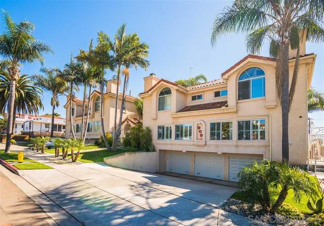 909 Agate St #6, San Diego, CA 92109 (#200009709) :: The Miller Group