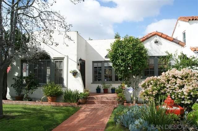 3236 Felton, San Diego, CA 92104 (#200009715) :: Coldwell Banker West