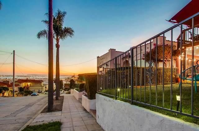 1412 W Thorn, San Diego, CA 92103 (#200009810) :: Coldwell Banker West