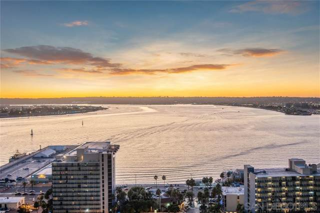 1262 Kettner Blvd #2601, San Diego, CA 92101 (#200009825) :: Tony J. Molina Real Estate