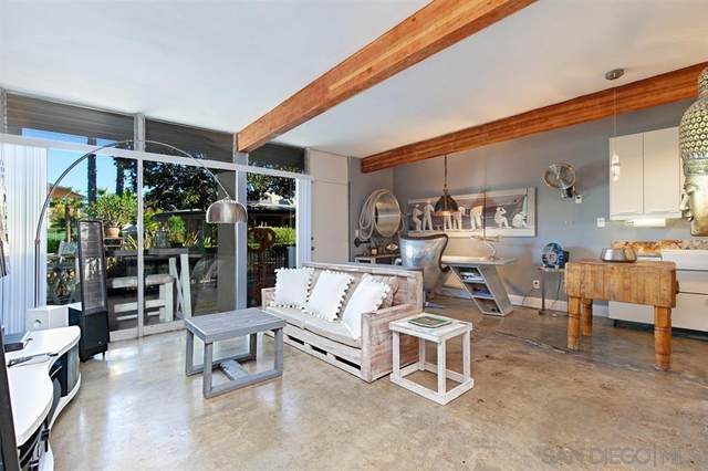 3050 Rue Dorleans #103, San Diego, CA 92110 (#200009840) :: The Miller Group