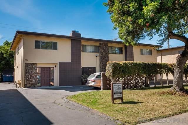 444 Colorado Ave D, Chula Vista, CA 91910 (#200009855) :: Pugh-Thompson & Associates
