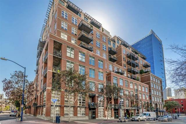 877 Island Ave #801, San Diego, CA 92101 (#200009856) :: The Miller Group