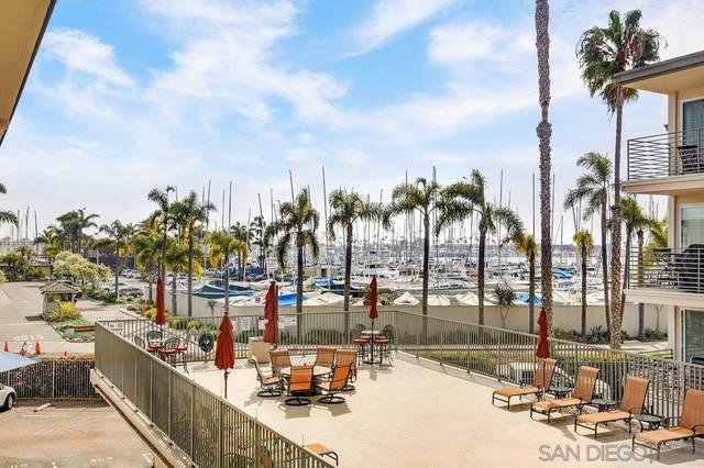 1021 Scott St #235, San Diego, CA 92106 (#200009880) :: Neuman & Neuman Real Estate Inc.