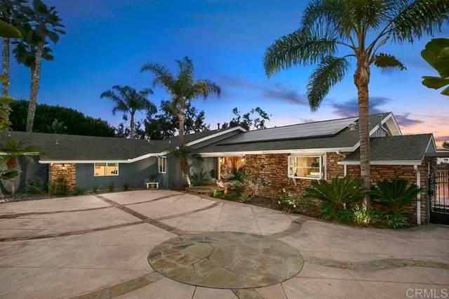 4143 Sunnyhill Dr, Carlsbad, CA 92008 (#200009883) :: Neuman & Neuman Real Estate Inc.