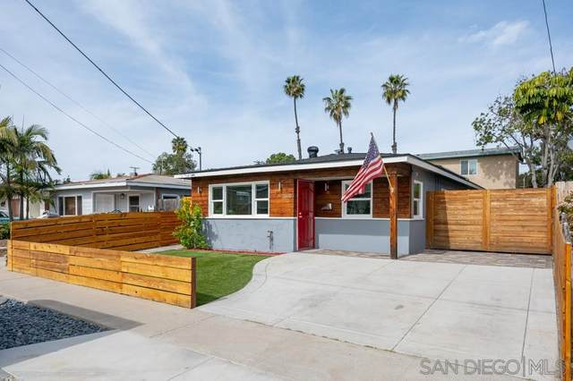 2652 Magnolia Ave, San Diego, CA 92109 (#200009923) :: Allison James Estates and Homes