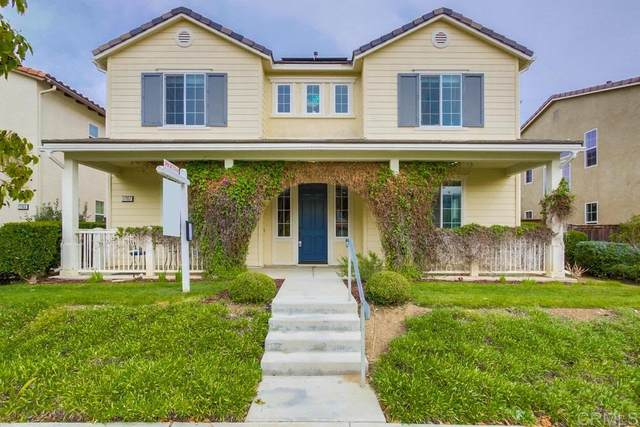 17357 Eagle Canyon Place, San Diego, CA 92127 (#200009960) :: The Stein Group
