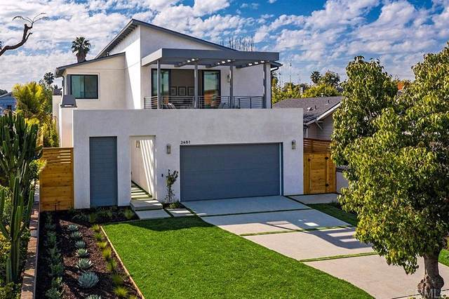 2481 2481, Venice, CA 90291 (#200009973) :: The Yarbrough Group
