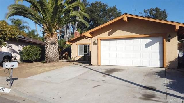 433 Palmac St., San Marcos, CA 92069 (#200010029) :: Keller Williams - Triolo Realty Group