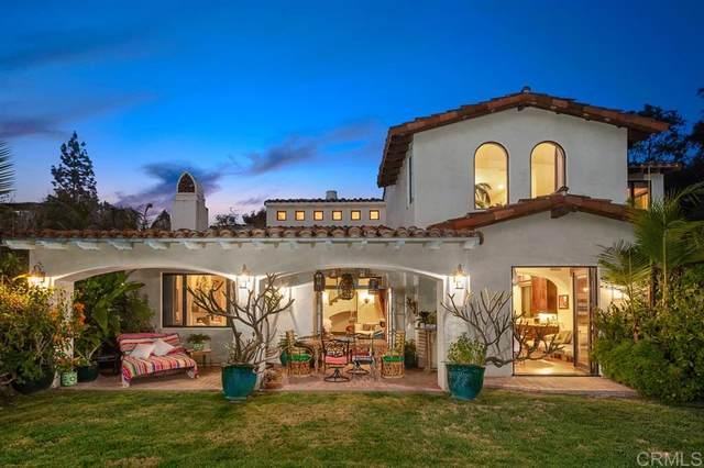 137 Avenida Esperanza, Encinitas, CA 92024 (#200010046) :: Neuman & Neuman Real Estate Inc.