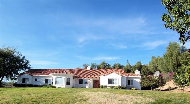 1010 Buena Suerte, Fallbrook, CA 92028 (#200010214) :: Keller Williams - Triolo Realty Group