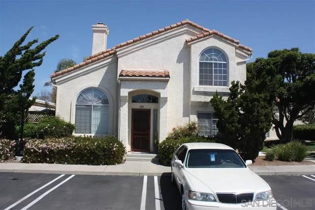 740 Breeze Hill Rd #163, Vista, CA 92081 (#200010312) :: Neuman & Neuman Real Estate Inc.