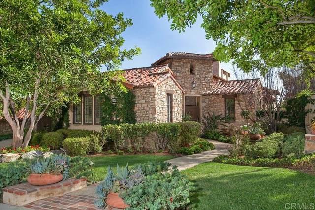 18532 Corte Fresco, Rancho Santa Fe, CA 92091 (#200010315) :: Keller Williams - Triolo Realty Group
