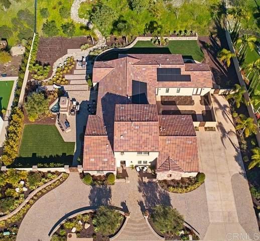 16925 Crescent Creek Drive, Rancho Santa Fe, CA 92127 (#200010338) :: Keller Williams - Triolo Realty Group