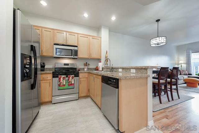 450 J St #4191, San Diego, CA 92101 (#200010402) :: Keller Williams - Triolo Realty Group