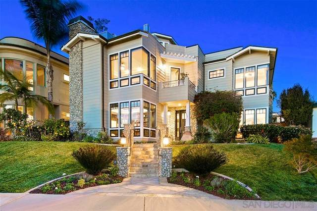 5531 Taft Ave, La Jolla, CA 92037 (#200010440) :: Whissel Realty