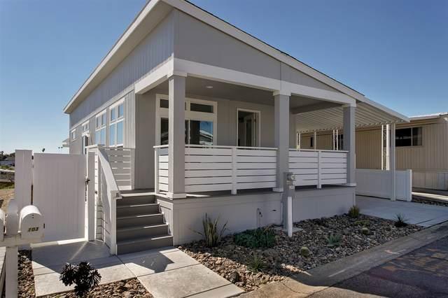 1120 E Mission Road #103, Fallbrook, CA 92028 (#200010539) :: Neuman & Neuman Real Estate Inc.