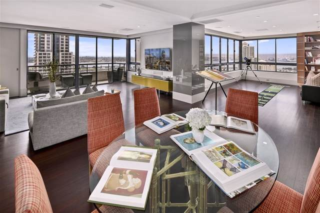 700 Front Street #1701, San Diego, CA 92101 (#200010560) :: Cane Real Estate