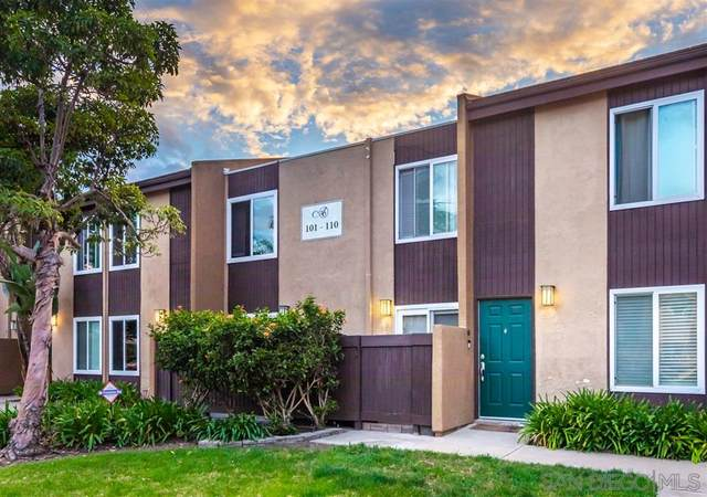 3454 Castle Glen Drive #104, San Diego, CA 92123 (#200010707) :: The Stein Group