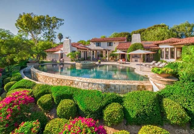 17335 El Vuelo, Rancho Santa Fe, CA 92067 (#200010873) :: Keller Williams - Triolo Realty Group