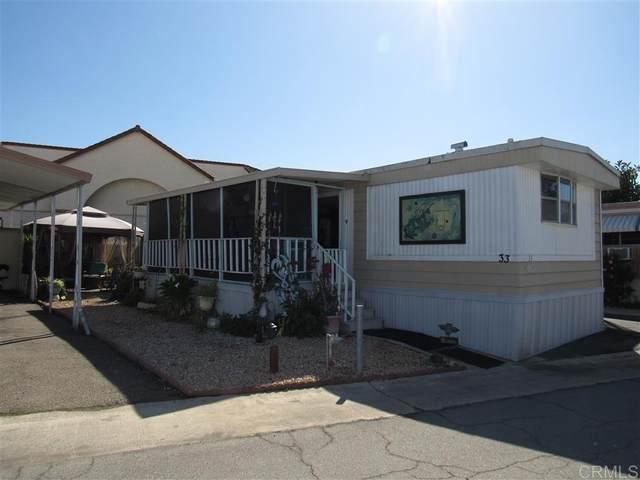 1174 E Main St Spc 33, El Cajon, CA 92021 (#200010880) :: Neuman & Neuman Real Estate Inc.