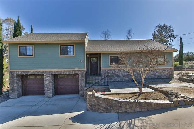 3149 E Victoria Dr, Alpine, CA 91901 (#200010883) :: The Stein Group