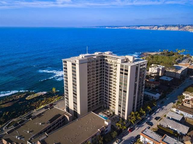 939 Coast Blvd 11F, La Jolla, CA 92037 (#200010899) :: Whissel Realty