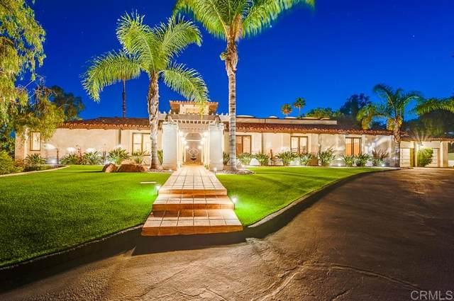 2921 Via Viejas Oeste, Alpine, CA 91901 (#200010923) :: Neuman & Neuman Real Estate Inc.