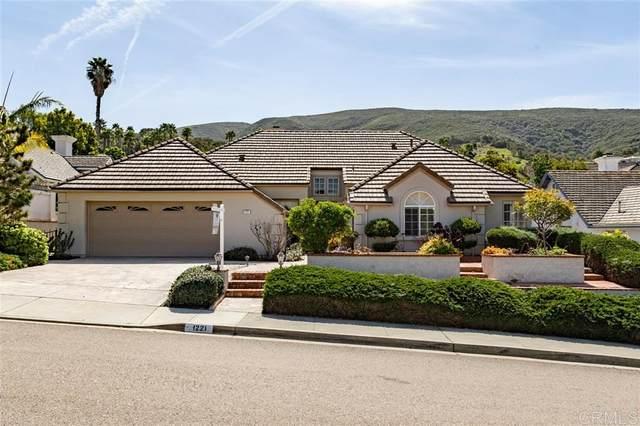 1221 Las Nubes Ct, San Marcos, CA 92078 (#200010985) :: Keller Williams - Triolo Realty Group