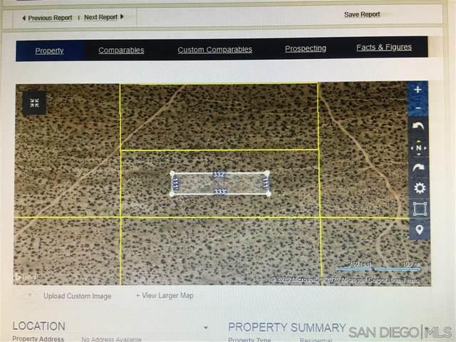 0000 No Address Avail. #0, Apple Valley, CA 92307 (#200010997) :: Neuman & Neuman Real Estate Inc.