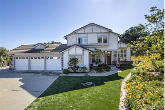 1895 Palomares Rd, Fallbrook, CA 92028 (#200011041) :: Keller Williams - Triolo Realty Group