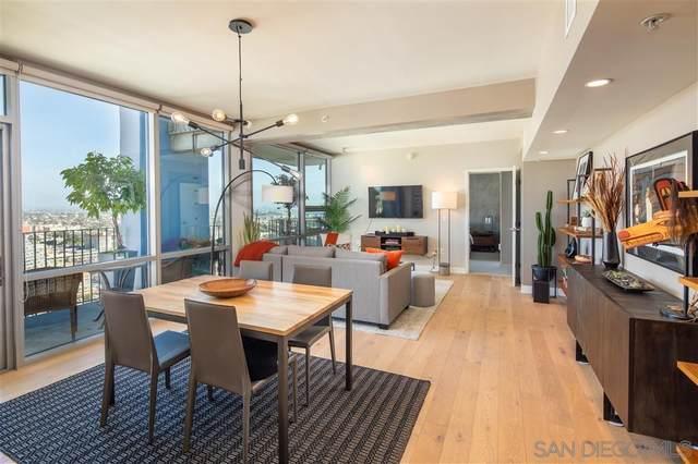 321 10Th Ave #2303, San Diego, CA 92101 (#200011071) :: Dannecker & Associates