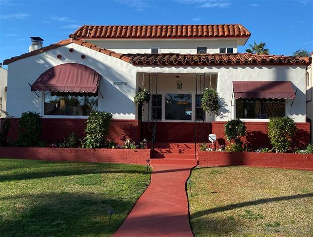 4940 Canterbury Drive, San Diego, CA 92116 (#200011118) :: Whissel Realty