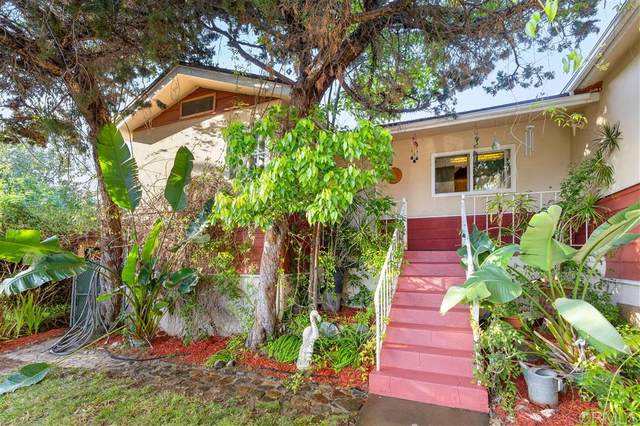 1340 Flamingo Pl, El Cajon, CA 92021 (#200011148) :: Keller Williams - Triolo Realty Group