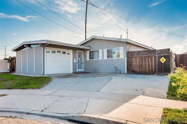 4602 Almayo Ave, San Diego, CA 92117 (#200011161) :: Whissel Realty