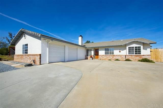 24808 Pappas Rd, Ramona, CA 92065 (#200011209) :: Neuman & Neuman Real Estate Inc.