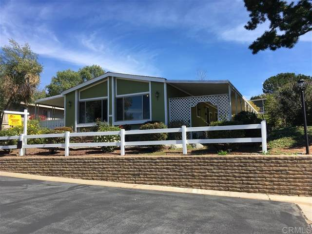 18218 Paradise Mountain Rd #171, Valley Center, CA 92082 (#200011274) :: Keller Williams - Triolo Realty Group