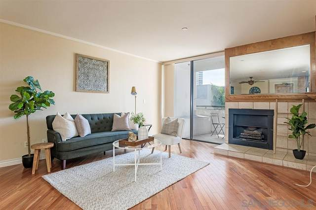 750 State Street #408, San Diego, CA 92101 (#200011386) :: Cane Real Estate