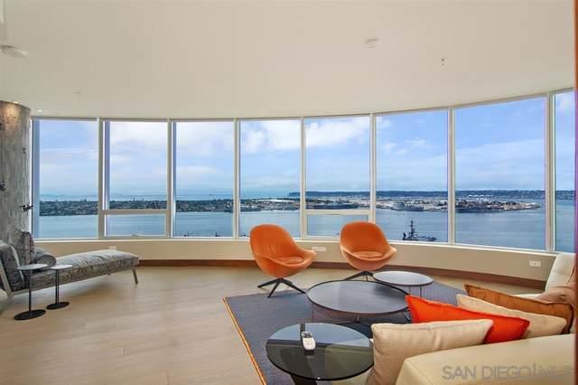 888 W E Street #3002, San Diego, CA 92101 (#200011453) :: Dannecker & Associates