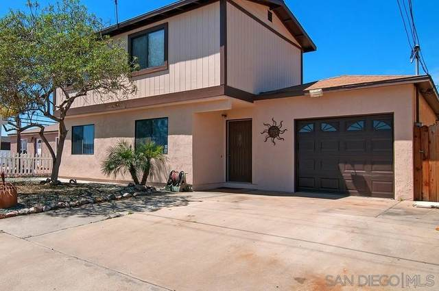 536-38 11th Street, Imperial Beach, CA 91932 (#200011568) :: COMPASS