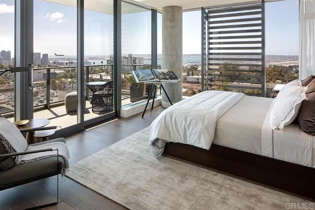 2855 5th Ave #1104, San Diego, CA 92103 (#200011598) :: Dannecker & Associates