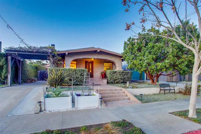920 Sutter St, San Diego, CA 92103 (#200011653) :: Keller Williams - Triolo Realty Group