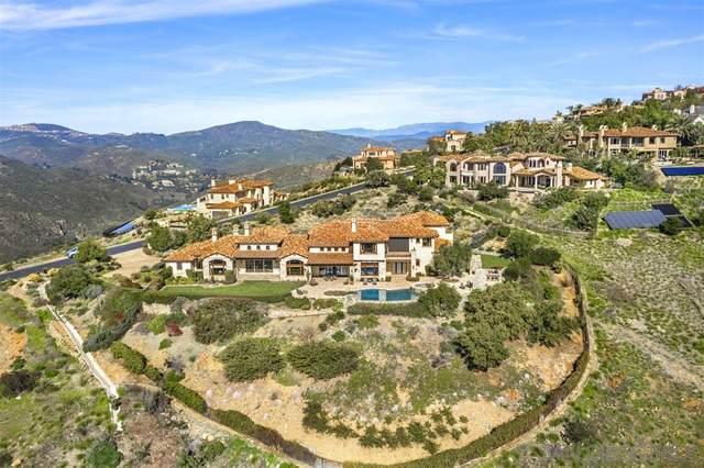 7667 Camino De Arriba, Rancho Santa Fe, CA 92067 (#200011741) :: Keller Williams - Triolo Realty Group