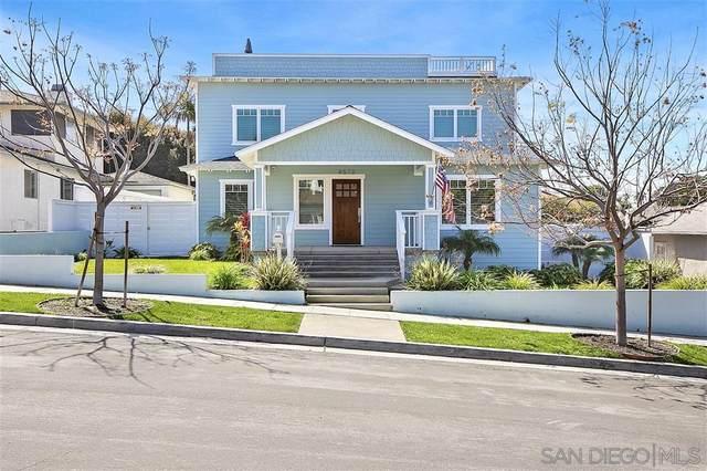 4573 Tivoli, San Diego, CA 92107 (#200011784) :: Keller Williams - Triolo Realty Group