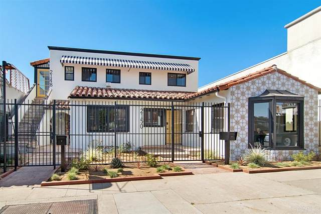 2148-50 4th Ave, San Diego, CA 92101 (#200011809) :: Neuman & Neuman Real Estate Inc.