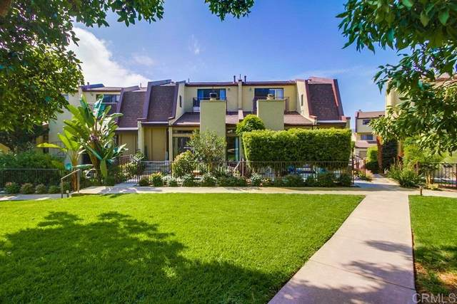7309 Alicante Rd D, Carlsbad, CA 92009 (#200011820) :: Neuman & Neuman Real Estate Inc.