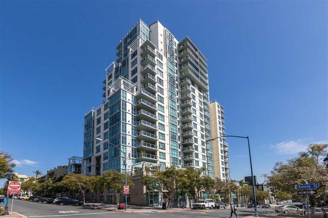 850 Beech St. #802, San Diego, CA 92101 (#200011832) :: Keller Williams - Triolo Realty Group