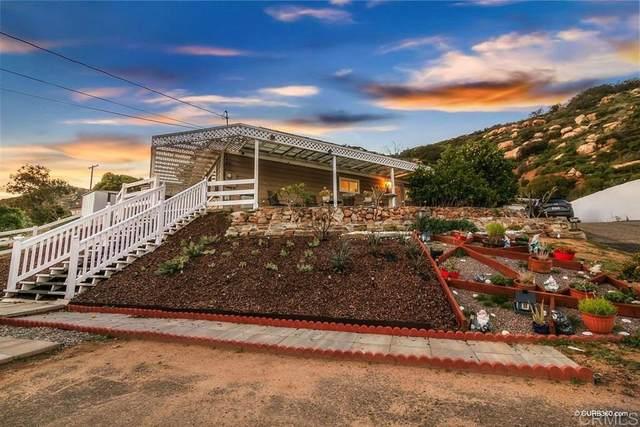 705 Rosalie Way, El Cajon, CA 92019 (#200011882) :: Keller Williams - Triolo Realty Group